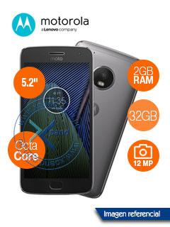 MOTO G5 LTE DS GREY