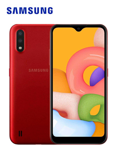 SAMSUNG A01 CORE 16GB DS RED