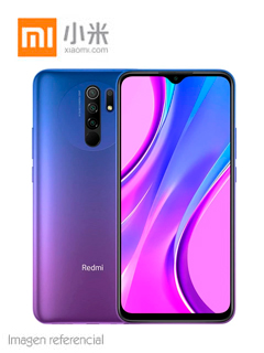 XIAOMI REDMI 9 64GB PURPLE