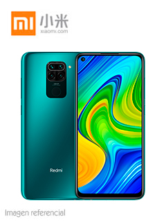 REDMI NOTE 9 3RAM/64GB GREEN