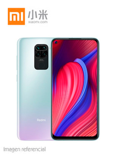 REDMI NOTE 9 3RAM/64GB WHITE