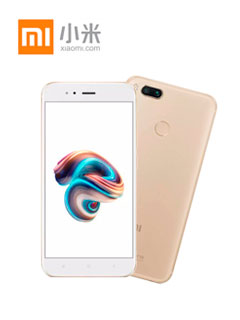 "Smartphone Xiaomi Mi A1, 5.5"" 1080x1920, Android 7.1, LTE, Dual SIM, Desbloqueado"