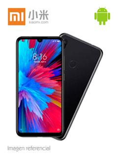 "Smartphone Xiaomi Redmi Note 7, 6.3"" 2340x1080, Android 9.0, LTE, Dual SIM, Desbloqueado."