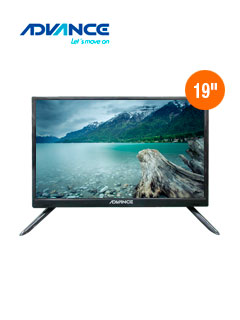 MON TV LED 19 HD ISDB-T