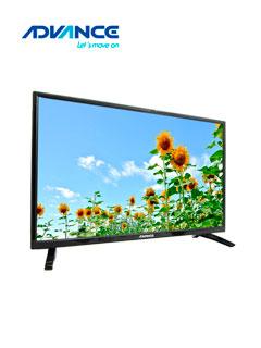"Televisor Advance ADV32N00D, 32"" LED HD, 1366x768, ISDB-T."