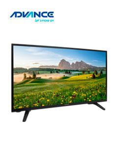 """Televisor Smart Advance ADV39N77DB, 39"""" LED HD, 1366 x 768, ISDB-T, Wireless, LAN."""