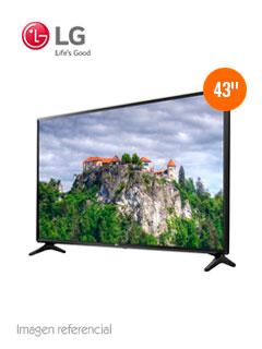 """Televisor LG 43LK5700PSC, 43"""" LED Full HD, 1920x1080, ISDB-T Wi-Fi, LAN."""