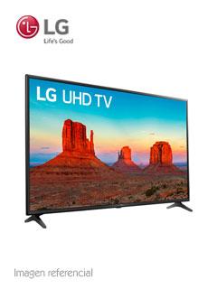 """Televisor Smart LG 55UK6200, 55"""" IPS 4K, 3840x2160, Wi-Fi, LAN."""