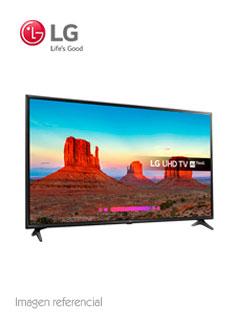 "Televisor Smart LG 60UK6200, 60"" LED 4K, 3840x2160, Wi-Fi, LAN."