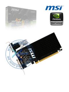 VGA 1G PC MS GT710 LP DDR3