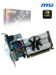 VGA 1G PC MSI N210 DDR3
