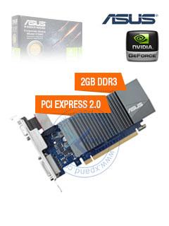 VGA 2G PC ASUS GT710 SL GDDR5