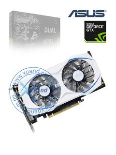 VGA 2G PC AS GTX1050 DU OC DR5