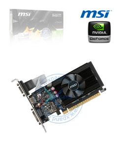 VGA 2G MSI GT710 LP DDR3
