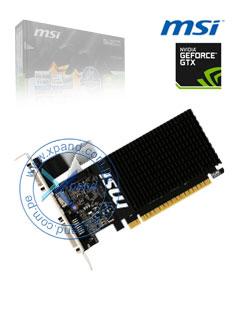 VGA 2G PC MS GT710 2GB SL DDR3