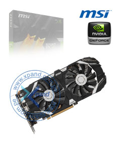 VGA 4G PC MS GTX1050TI OC GD5