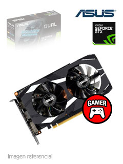 VGA 6G AS GTX1660TI DUAL GDDR6